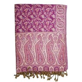 Châle IN15710 violet