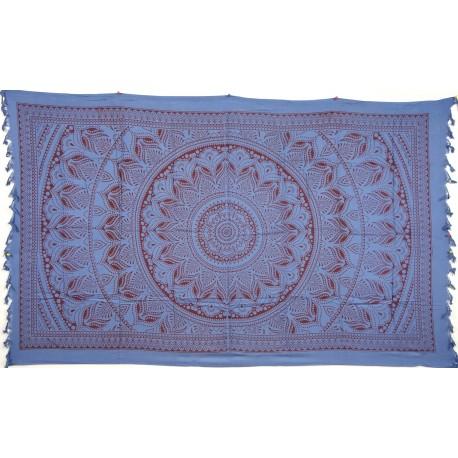 Paréo Lotus IN15816 bleu